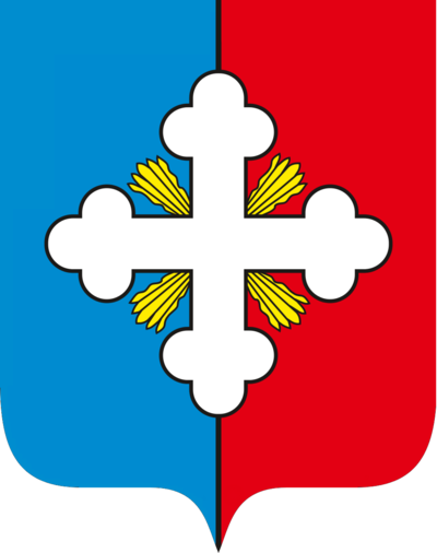 Coat of Arms of Budyonnovsk (2010).png