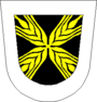 Coat of arms of Paide Parish.png