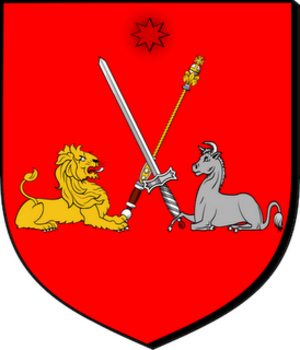 Kingdom of Kartli - Image: Coat of arms of the Kingdom of Kartli