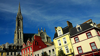 Cobh - St Colman's Cathedral