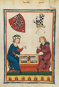 Backgammon spill p? nett