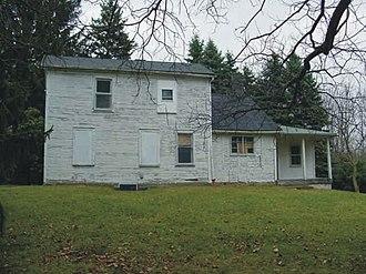 Richfield Township, Summit County, Ohio - Albert Cofta Farmhouse
