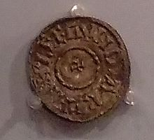 Coin of Plegmund, Archbishop of Canterbury 890-914.jpg