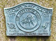 Col Alexander Ewing Tombstone.png