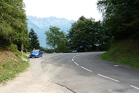 Image illustrative de l'article Col du Grand Cucheron