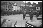 Colonel Trygve Sandvik returns to Bergen from England (36557391506).jpg
