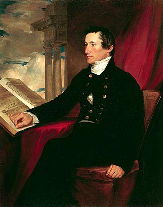 William Drayton - Image: Colonel William Drayton by Morse, 1818