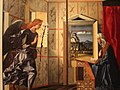 Colored marbles - Giovanni bellini e aiuti, annunciazione, 1500 ca. 01 (cropped).JPG