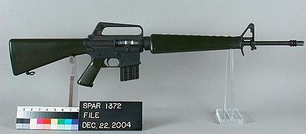 M16 rifle - Wikiwand
