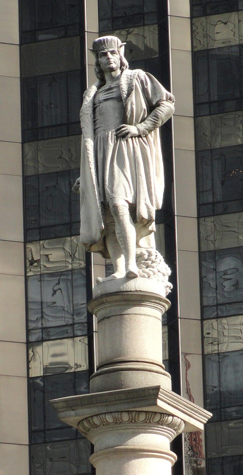 Columbus Monument (New York City) - DSC05923.JPG