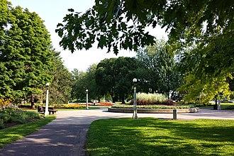 Commissioners Park (Ottawa) - Commissioners Park
