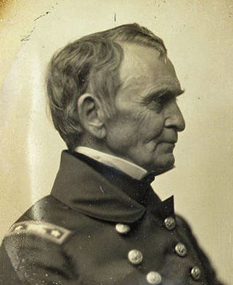 Battle of Hampden - Captain Charles Morris (pictured c. 1850) commanded the USS Adams during the battle.
