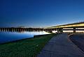 Commonwealth Avenue Bridge sunset (3211951613).jpg