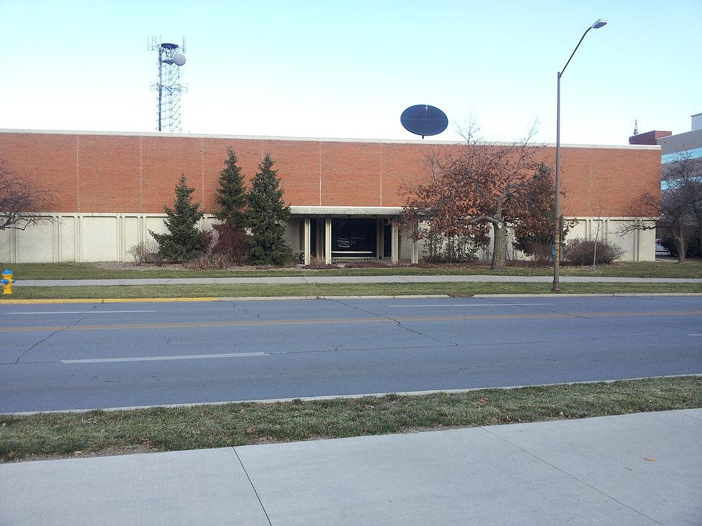 Iowa State Communications Building