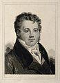 Comte Antoine François de Fourcroy. Line engraving. Wellcome V0001995.jpg