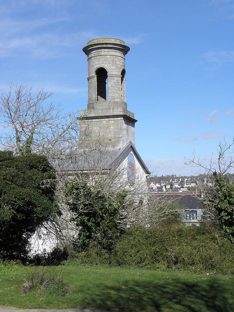 Eglise Saint Guenole Ville Close