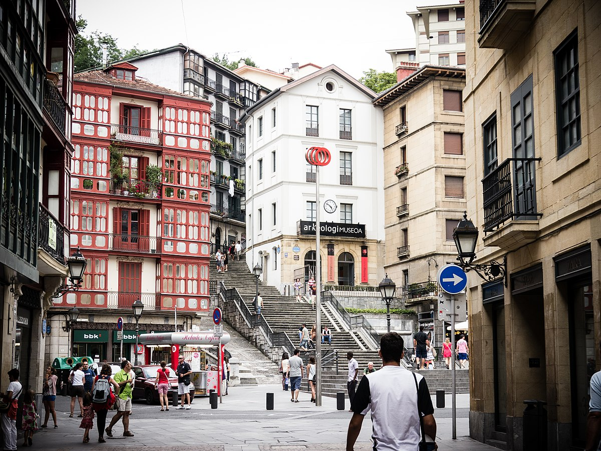 Photo De La Ville De Bilbao