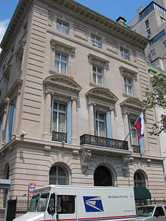 Consulate-General of Russia in New York City
