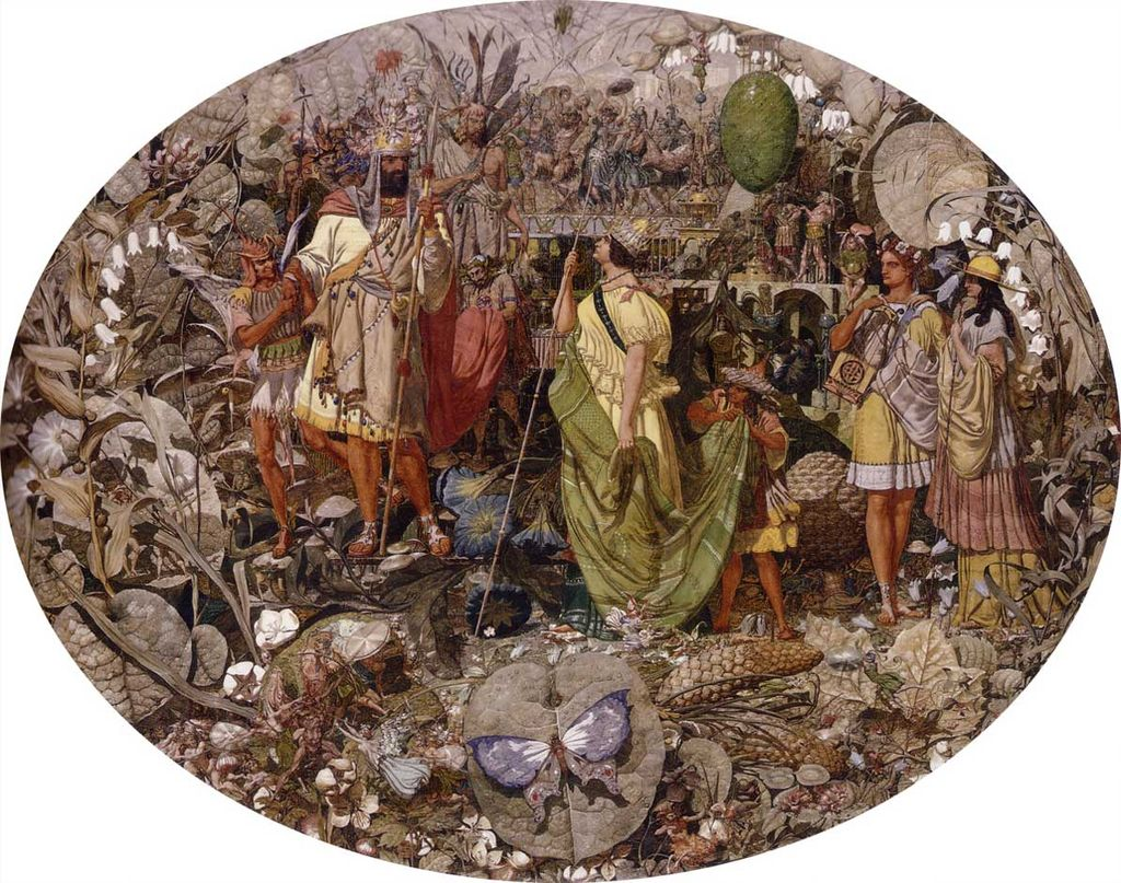 Contradiction Oberon and Titania 1854-8 Richard Dadd.jpg