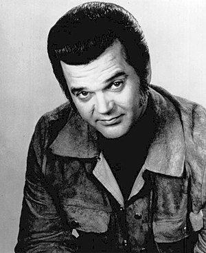Conway Twitty - 1974 promotional photo