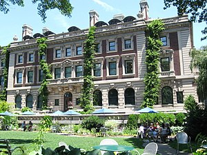 Carnegie Hill - The Andrew Carnegie Mansion