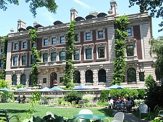 Andrew Carnegie Mansion United States historic place