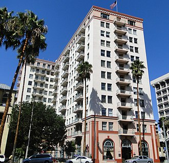 Cooper Arms Apartments - Image: Cooper Arms Apartments