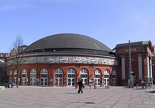 Circus Building, Copenhagen building in Copenhagen