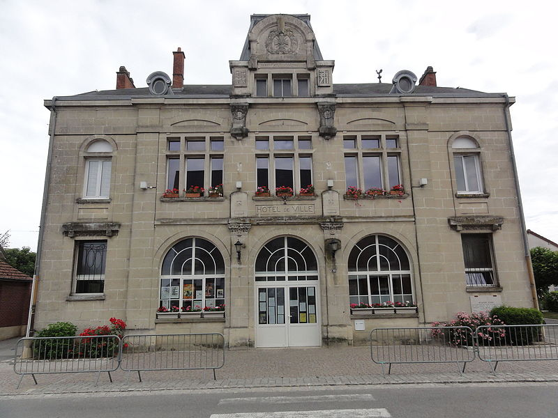 Corbeny (Aisne) mairie