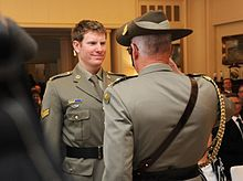 Corporal Daniel Alan Keighran VC invested with Australia's 99th Victoria Cross.jpg