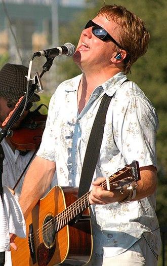 Cory Morrow - Morrow performing in 2007