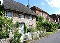 Cottage, Charlton village - geograph.org.uk - 1498582.jpg