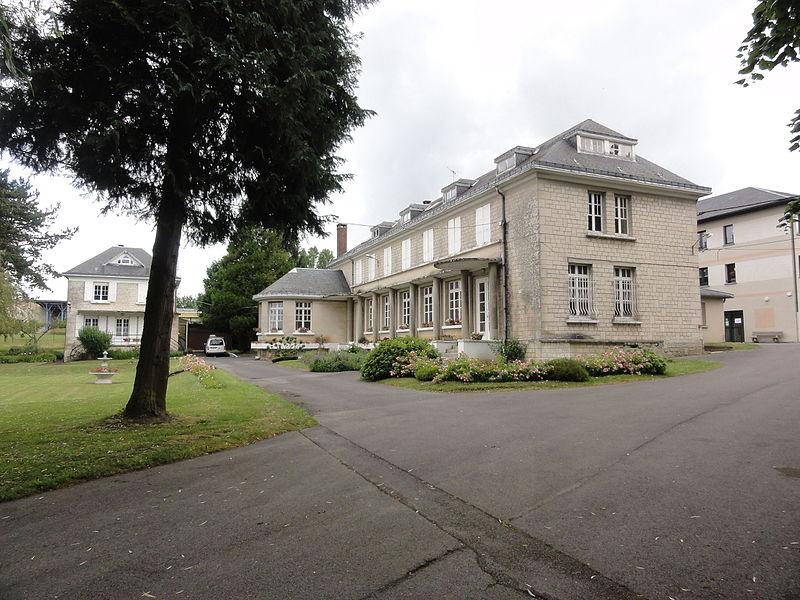 Coucy-la-Ville (Aisne) Lycée Professionel Agricole Aumont