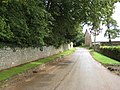 Country road in Biddlestone - geograph.org.uk - 949731.jpg