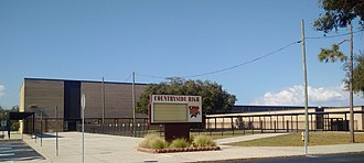 Countryside High School - Image: Countryside High School