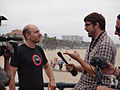 Course of the Force 2012 - Paul Scheer being interviewed (14155225432).jpg
