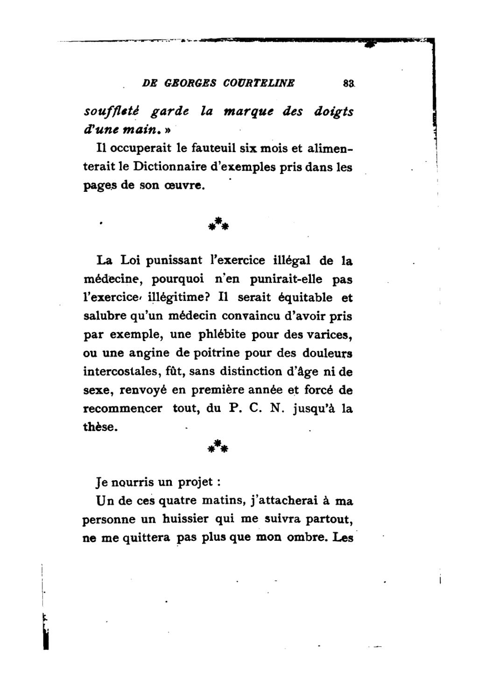 Page:Courteline - La philosophie, 1922.djvu/87 - Wikisource