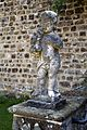Courtyard putto at Parham House, West Sussex, England 1.jpg