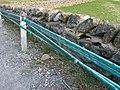 Crash barrier - geograph.org.uk - 406740.jpg