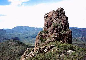 Warrumbungle National Park - Crater Bluff