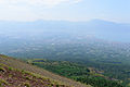 Crater rim Vesuvius view - Campania - Italy - July 9th 2013 - 00.jpg