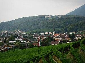 Cressier, Neuchâtel - Cressier village