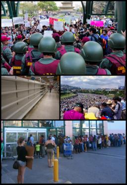 Crisis in Bolivarian Venezuela