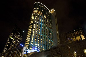 Brownlow Medal - Crown Casino, current home of the Brownlow Medal ceremony
