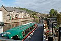 Cruise narrowboat Brecon Canal - geograph.org.uk - 1602334.jpg