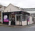 Curtis and bell hair studio - Park Road - geograph.org.uk - 1595198.jpg