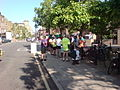 Cyclists' Breakfast, Narrow Street, E14 - geograph.org.uk - 1362363.jpg