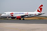 Czech Airlines, OK-NEM, Airbus A319-112 (45224121412).jpg