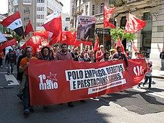 Día do traballo. Santiago de Compostela 2009 32.jpg