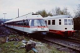 DB 403 und ET 11